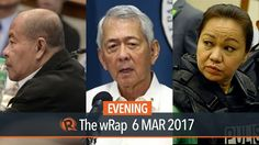 Lascanas, Yasay, Napoles | Evening wRap - WATCH VIDEO HERE -> http://dutertenewstoday.com/lascanas-yasay-napoles-evening-wrap/   Today on Rappler: Former Davao City cop Arthur Lascañas says Davao City Vice Mayor Paolo 'Pulong' Duterte, eldest son of President Rodrigo Duterte had once protected a druglord. Foreign Affairs Secretary Perfect Yasay Jr admits that he owned an American passport days after saying under oath that...
