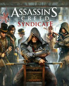 Assassin's Creed: Syndicate ~ I really don't know what to think of this game lol, but gotta play it when it comes out ^^