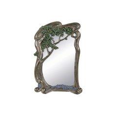 Elfland / art nouveau tree designs - Google Images ❤ liked on Polyvore