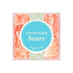 Sugarfina Large Cube Champagne Bears
