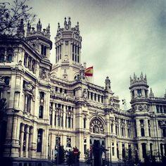 Madrid , город España