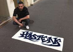 Hästens Event Paris #GraffArt #BoracayPRAgency