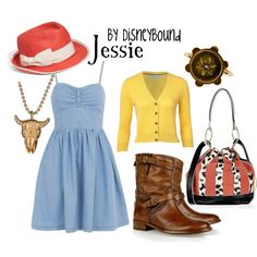 """Jessie"" by lalakay on Polyvore"