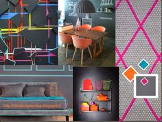 ISPIRAZIONI: FLUO or SOFT COLOR with GREY