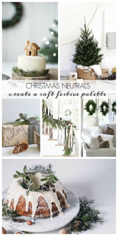 Holiday Decor That Lasts from Thanksgiving to Christmas Keep your decor fresh throughout the holiday season with our easy tips and ideas. We show you how to transition your holiday decor from Thanksgiving to Christmas with a few simple updates. Natural Christmas, Cozy Christmas, All Things Christmas, Christmas Holidays, Christmas Crafts, Christmas 2019, Christmas Cookies, Danish Christmas, French Christmas