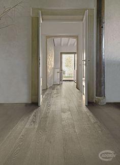 Rovere Grigio Sabbia Cadorin Parquet listoni tre strati. Planks three layers Grey oak. #cadorin hardwood three layers floors