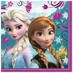 Deal #4 - Unique Industries 45042 Disney Frozen Luncheon Napkins - 16 Per Pack $22.26You Save77% Price:$4.99+ FREE SHIPPING Total Price:$4.99 Have a Disney Frozen birthday party! Comes 16 per pack. Measures 13 in. x 13 in. (33cm x 33cm). Make your party table extra cool with these colorful Disney Frozen Luncheon Napkins. These Disney Frozen Party Napkins are a perfect addition to your little girl's birthday party table.  http://disneyatjewellsonlinemall.blogspot.com