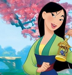 Which Female Disney Character Are You?