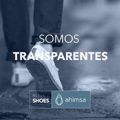 Usamos materiais diferentes, mas nossa maior diferença está na transparência, que inspira atitudes conscientes e ilumina nosso respeito por toda forma de vida.
