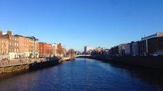 River Liffey | January/2017 - Dublin/Ireland    By Brisa Dalila