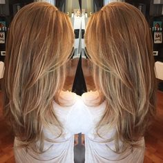 bronde ombre balayage - Google Search
