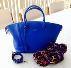 Instant Reveal ~ Soft Lockit Outremer Blue!! - PurseForum