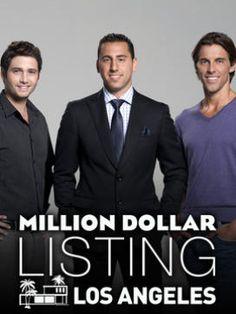 million dollar listing los angeles - Google Search