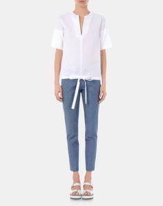 Blusa Donna - Camicie & top Donna su Jil Sander Online Store
