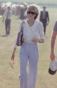 Fashion icon Diana, Princess of Wales.  Circa 1985. by adrian