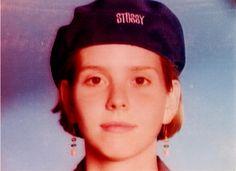 Allison V. Smith, LA Times photo intern, 1993. (avose/Instagram)