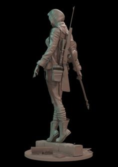 ArtStation - Survivor, jordann jacobe
