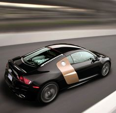 Audi R8 - Rare colour combo...