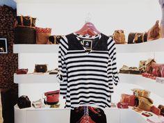 Alprausch striped blouse Store, Blouse, Women, Fashion, Moda, Fashion Styles, Larger, Blouses, Fashion Illustrations