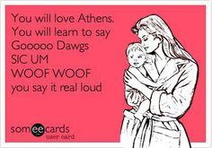 And they do! or as Q said Gooo Dawgs, Cinnamin hoooo hooo