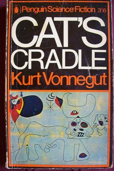 Is this serious Joan Miro on the cover of Cats Cradle?