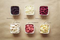 Freeze Dried Fruit Mix Food Storage (150 Servings)