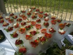Catering for wedding party