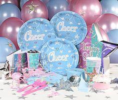 cheerleading party supplies - Buscar con Google