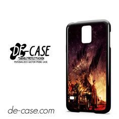 Supernatural Castiel For Samsung Galaxy S5 Case Phone Case Gift Present YO