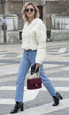 Son la pieza estrella del vestidor femenino. Con 'prints' o incrustaciones, estos botines serán tu aliado perfecto para lucir 'trendy' en los días más gélidos.