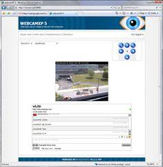 Integrated Web Server