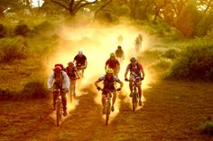 Bike Trip in Tansania