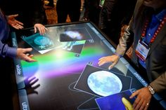 Check out this smart table & other new tech debuting this week at CES.