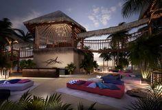 maldivas lounge-bar