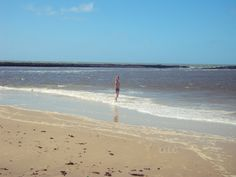 This is one of my favorite beaches in Brazil.