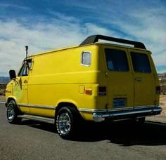 1000+ images about Vanarchy on Pinterest | Chevy vans ...