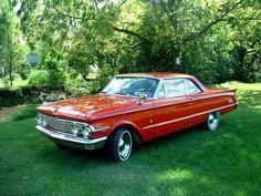 1961 Mercury Comet  My first car!!! My dad had it painted competition orange & mine was a 4 door sedan.