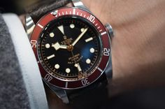 The Tudor Heritage Black Bay Reference 7922R :: Top 3 on my list of watches to buy.
