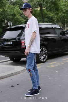 Skater Look