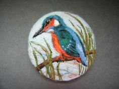 Handmade-needle-felted-brooch-Gift-The-Kingfisher-by-Tracey-Dunn