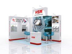 Exhibition Stand Design (856)