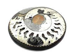 Pyrite Ammonite with Belemnite, ID mm Ammonite, Personalized Items, Ebay