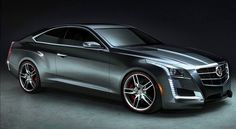 The Most Beautiful Cars of the Year - Is This a CTS Coupe LEAKED!!!???