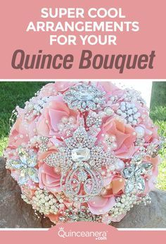 The classic, the artsy or the bling up quinceanera? Not sure? Here are some examples that will make your decision a lot easier. - See more at: http://www.quinceanera.com/accessories/omg-super-cool-arrangements-for-your-quince-bouquet/?utm_source=pinterest&utm_medium=social&utm_campaign=accessories-omg-super-cool-arrangements-for-your-quince-bouquet#sthash.hWL6ZnvV.dpuf