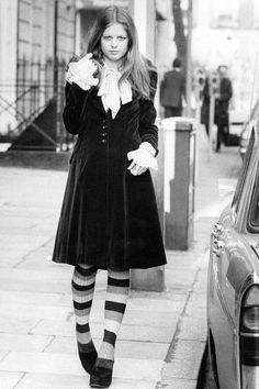 In Photos: Truly Vintage Street Style 1972