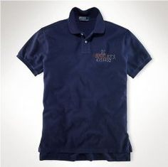 da7329cc 1001 Ralph Lauren para hombres de algodón de manga corta Polo en la Marina