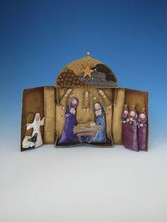 MUY, MUY HERMOSO  CRECHE, NATIVITY, Christmas Nativity, Christmas Creche, Nativities