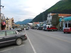 Although the town of Seward is relatively compact, it is actually very well developed with shops, restaurants, lodging and the incredible Alaska Sealife Center.