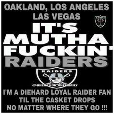 Amen!! Oakland Raiders Memes, Oakland Raiders Wallpapers, Oakland Raiders Football, Pittsburgh Steelers, Dallas Cowboys, Nfl Raiders, Raiders Stuff, Raiders Girl, Nfl Quotes