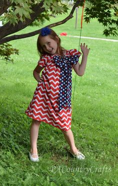 PACountryCrafts: Independence Day Dresses